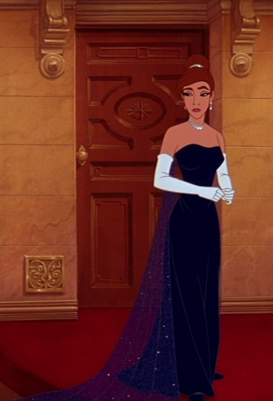 Anastasia.. my favorite princess | Anastasia Opera Gown | Pinterest ...