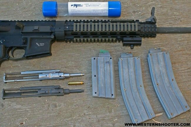 CMMG AR-15  22 LR Conversion Kit review   Weapons - Tips