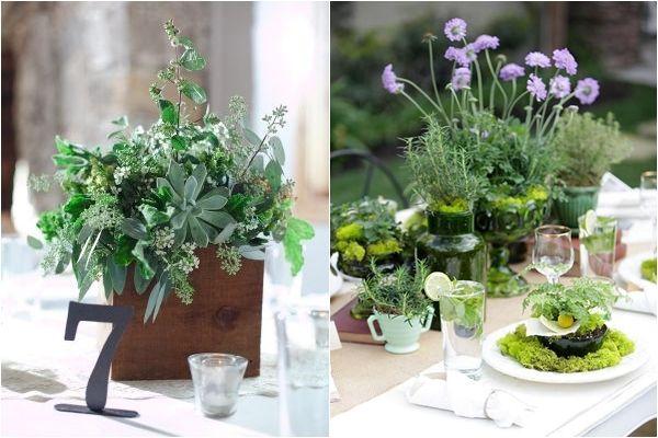 herbs wedding center
