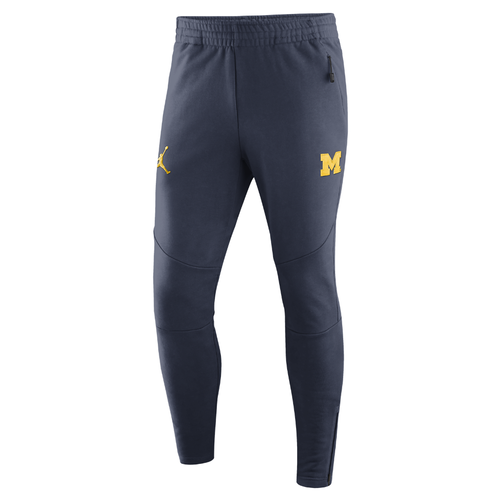 cdb860578996ec Jordan 465 Icon Fleece (Michigan) Men s Pants