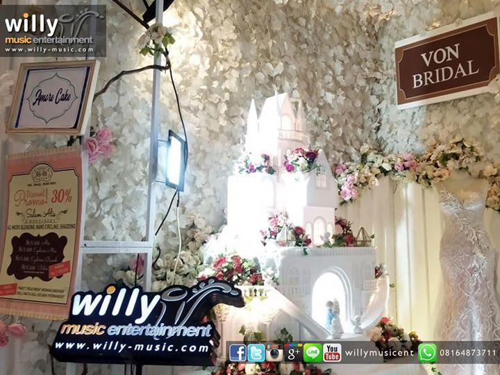 Visit us Wedding Gallery at Both H-45  @afangamorecakes   @ay_ayhairbeauty  @willymusicent  @vonbridal  @twins.weddingorganizer  @corner_dc  #grwe2019 #grwe2019midyear #grwemidyearsale2019 #weddinggallery #cake #mua #gown #wo #decoration #music #vendormusic #vendorbandung #bridal #weddingbandung #bandungbridal #weddingdress #makeupbridalbandung #weddingcake #weddingorganizerbdg #vendorwedding #weddingvendor #vendorweddingbandung #vendorweddingjakarta #vendorweddingtasik #weddingdecorations