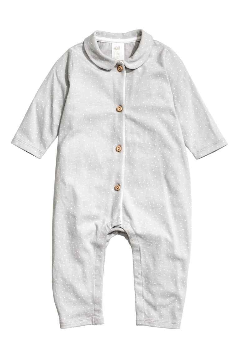fcb728747d776 Jednoczęściowa piżama we wzory