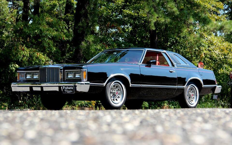 1978 Mercury Cougar XR7  cougars  Pinterest