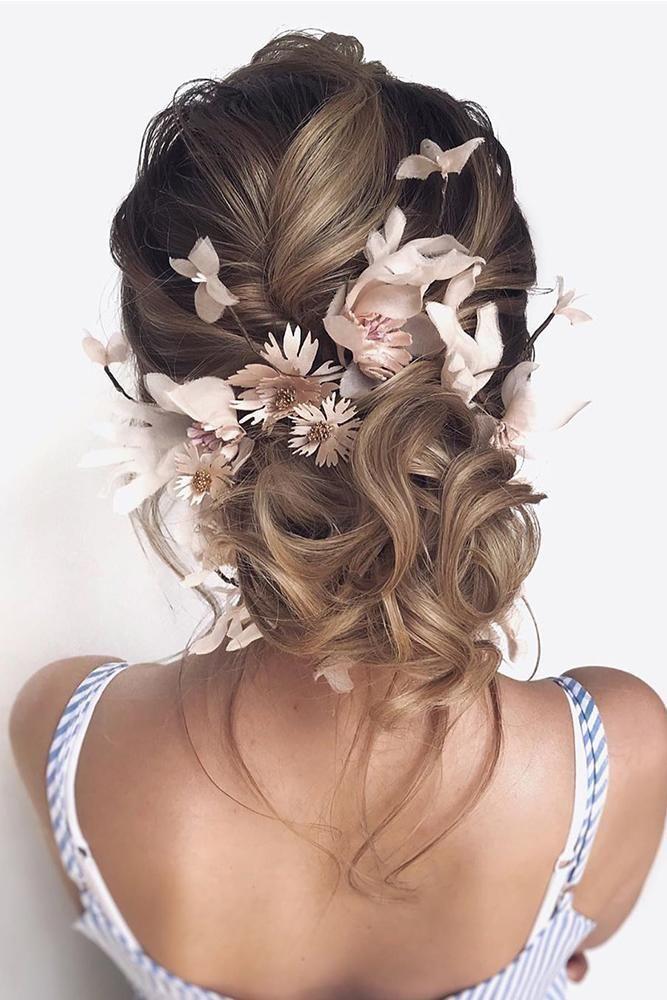 Top 30 Ideen Hochzeit Updos für mittleres Haar