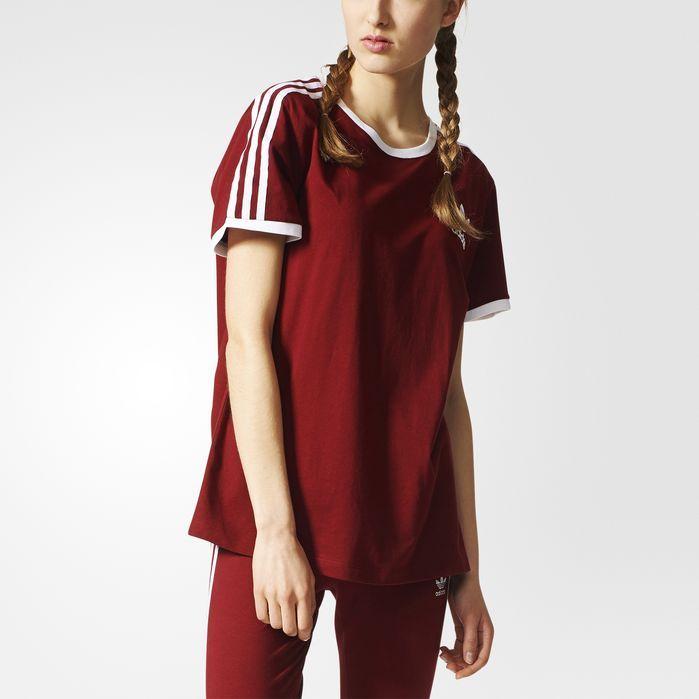 c566e4d92b adidas 3-Stripes Tee - Womens Short Sleeve Shirts | Products ...