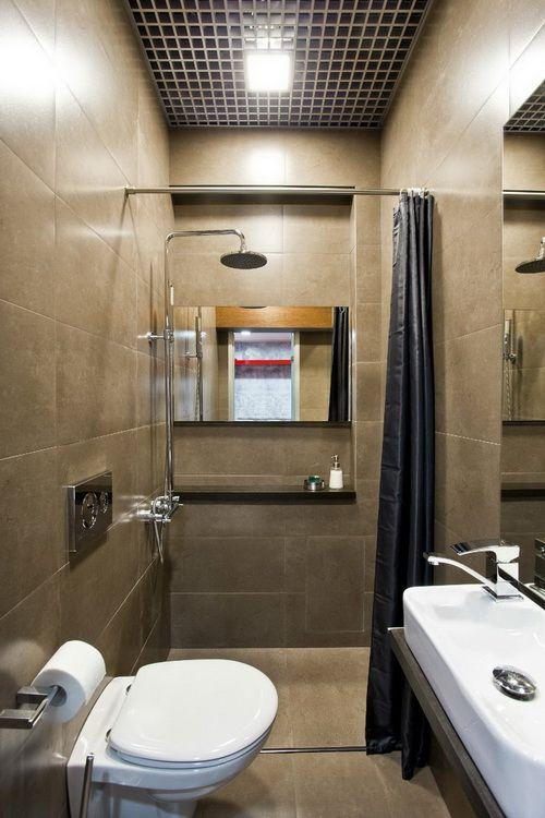 Компактный унитаз для маленького туалета | Небольшие ...