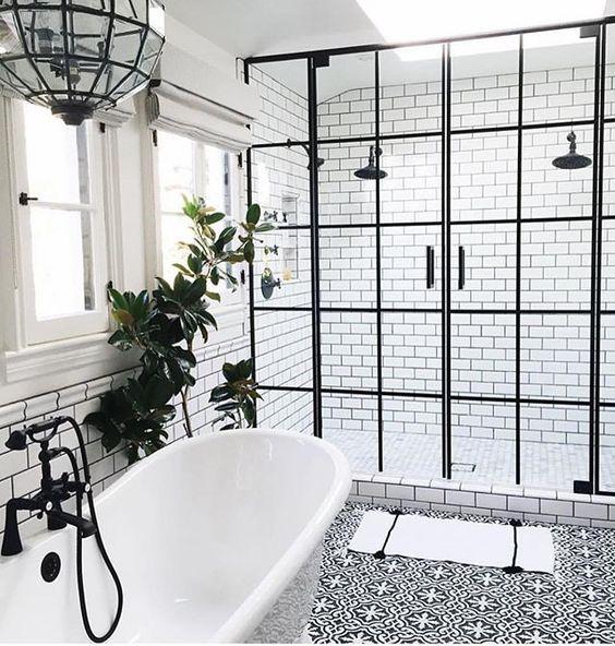 Gorgeous shower bathroom inspiration bathroom inspo for Bathroom inspo