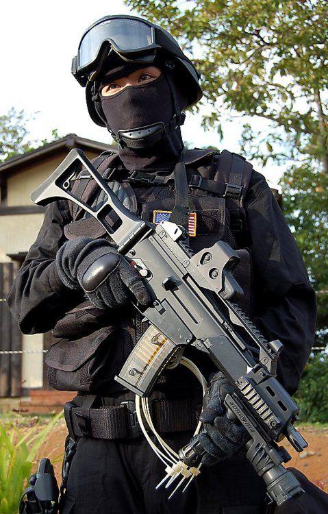 SWAT ( U.S.A.)