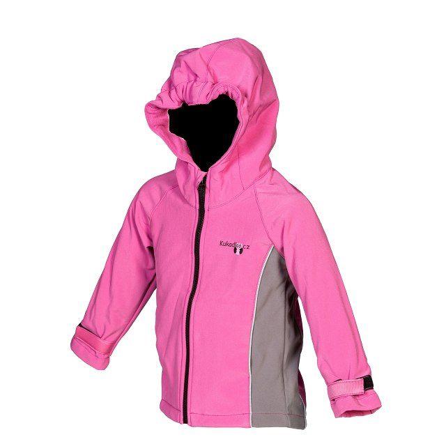 e10032b9bb5 Softshellové dětské oblečení