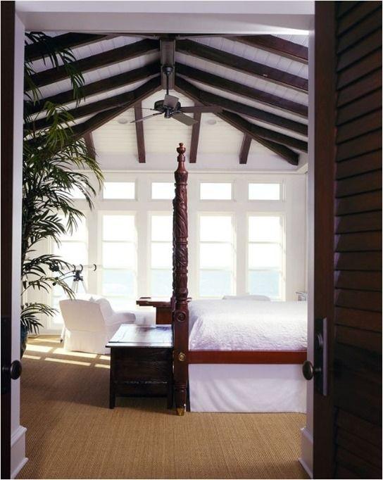 A Touch Of Tropical Tropische Schlafzimmer Kolonialstil Und Britisch Kolonial