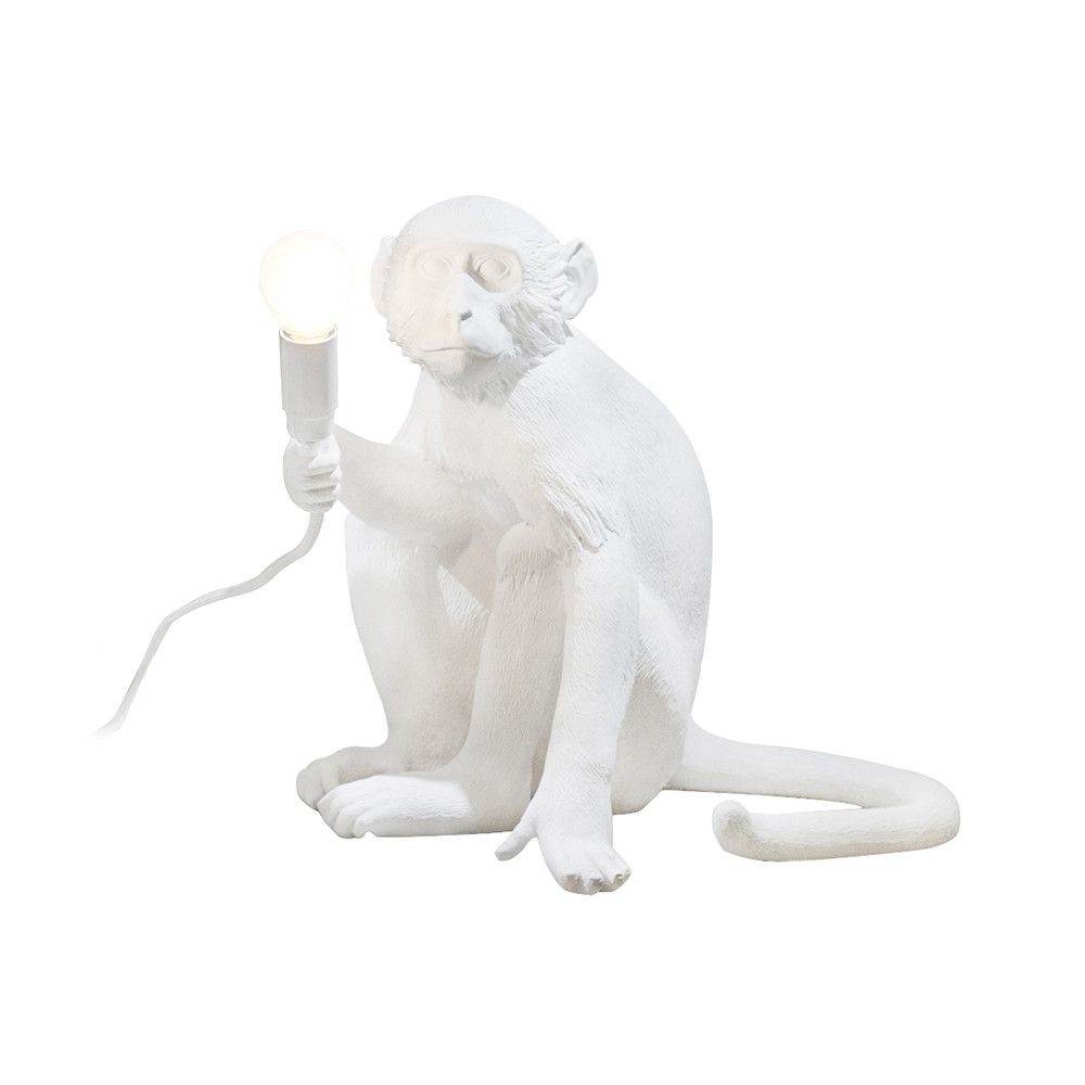 Seletti sitting monkey lamp light up your life pinterest seletti sitting monkey lamp geotapseo Gallery
