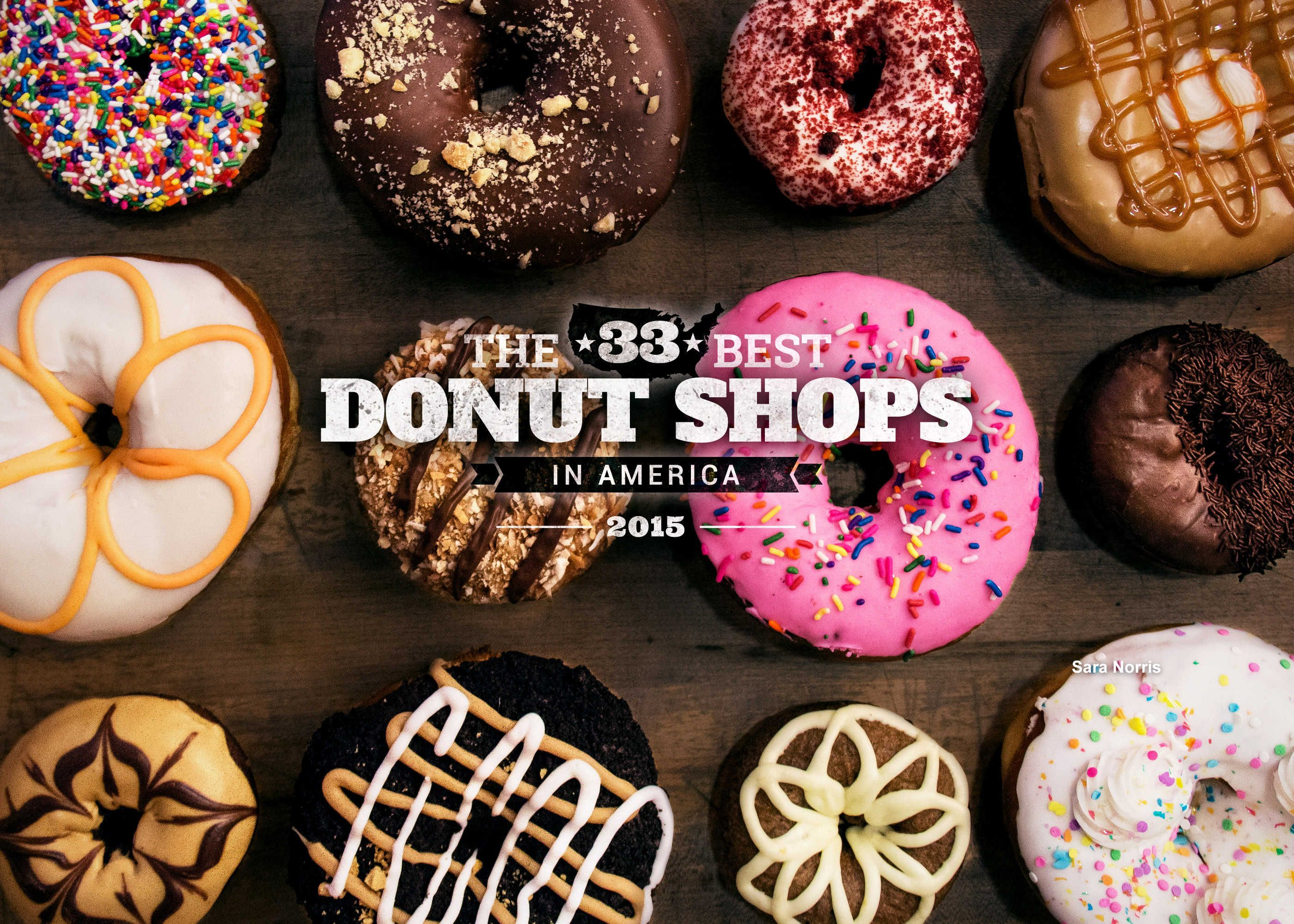 The 31 Best Donut Shops in America Donuts! Donut shop