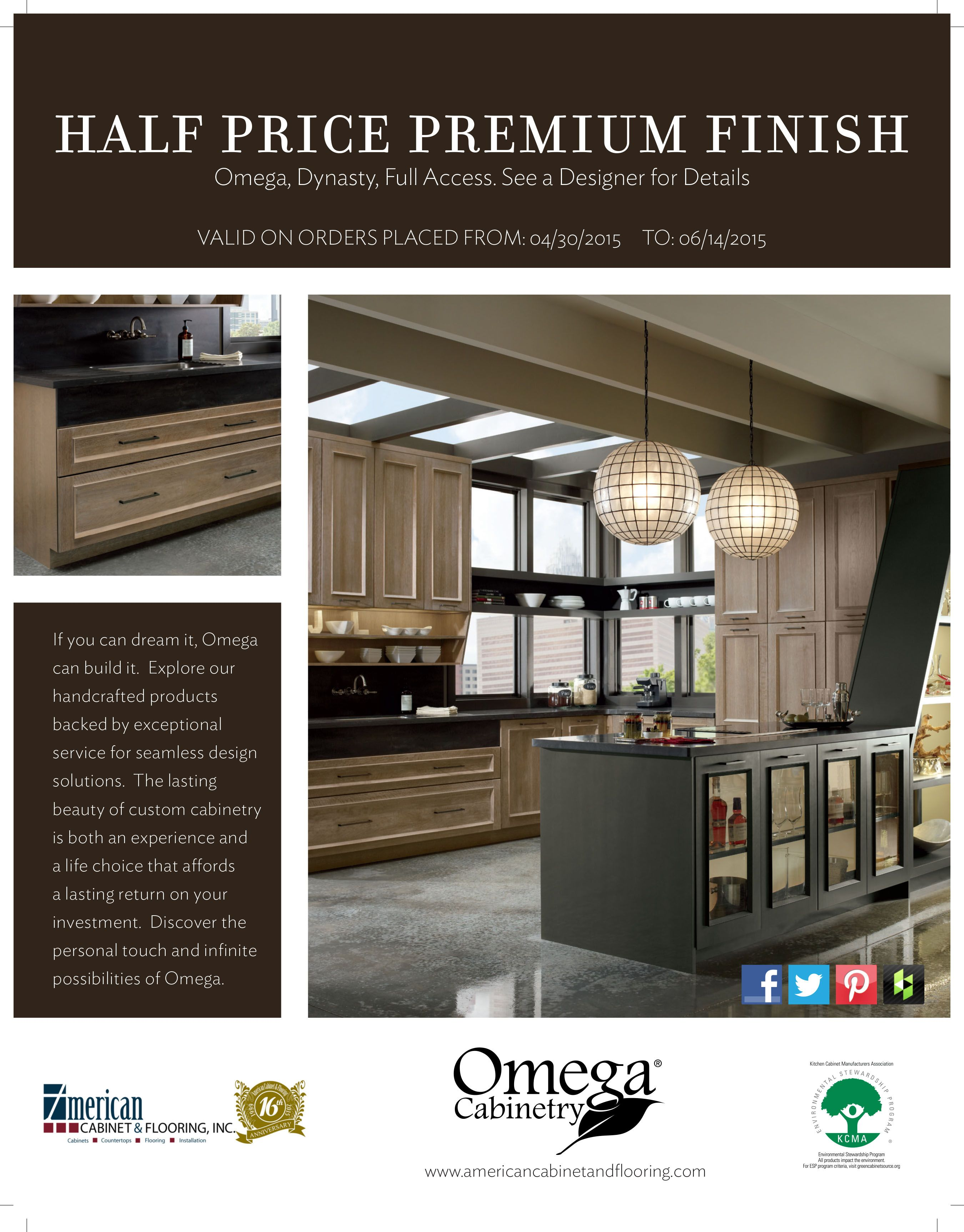 Save BIG on Omega this Spring! Call today! (303) 9966026