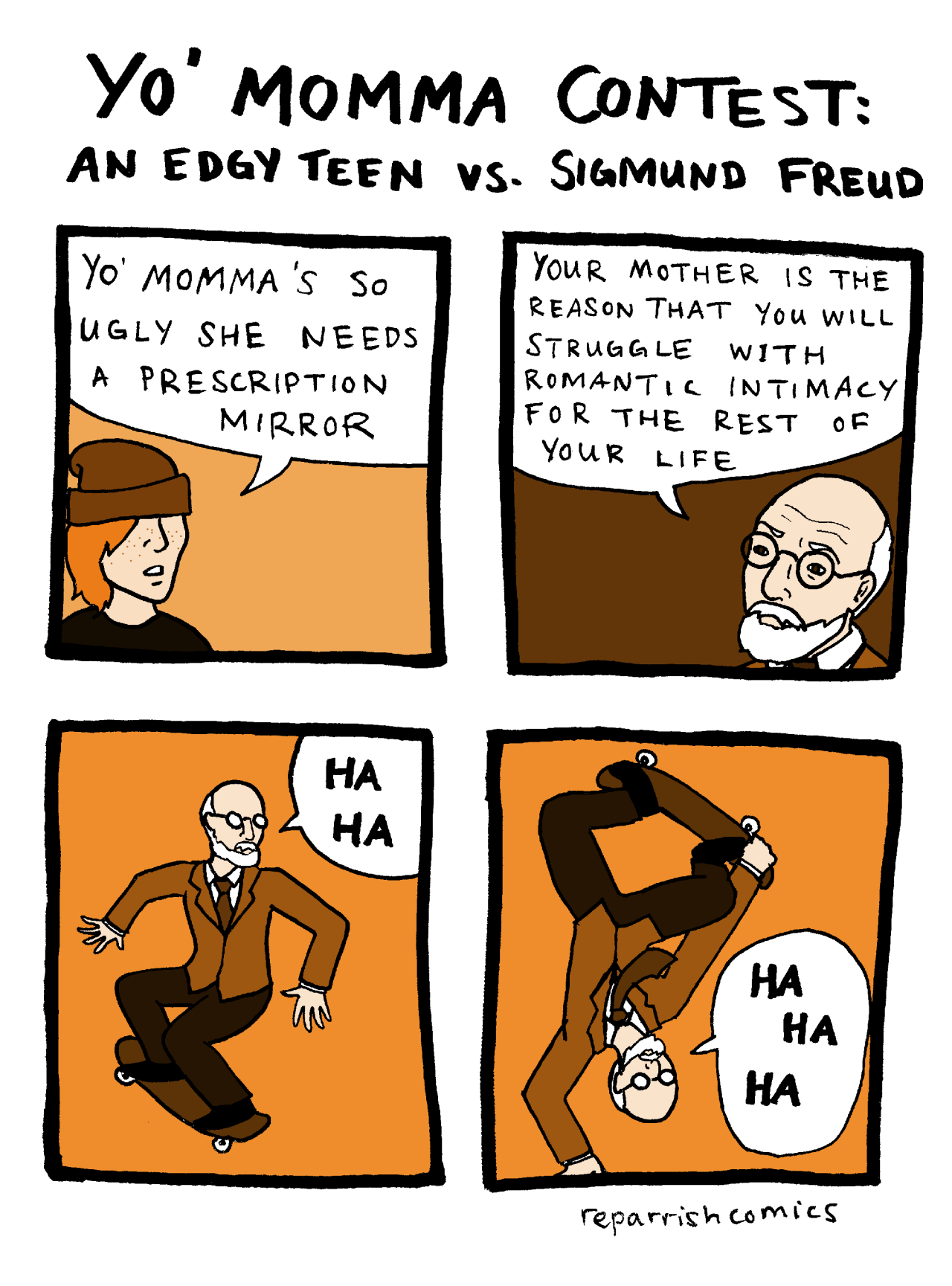 freud essay humor Looking for sigmund freud's essay titled humor from 1927.