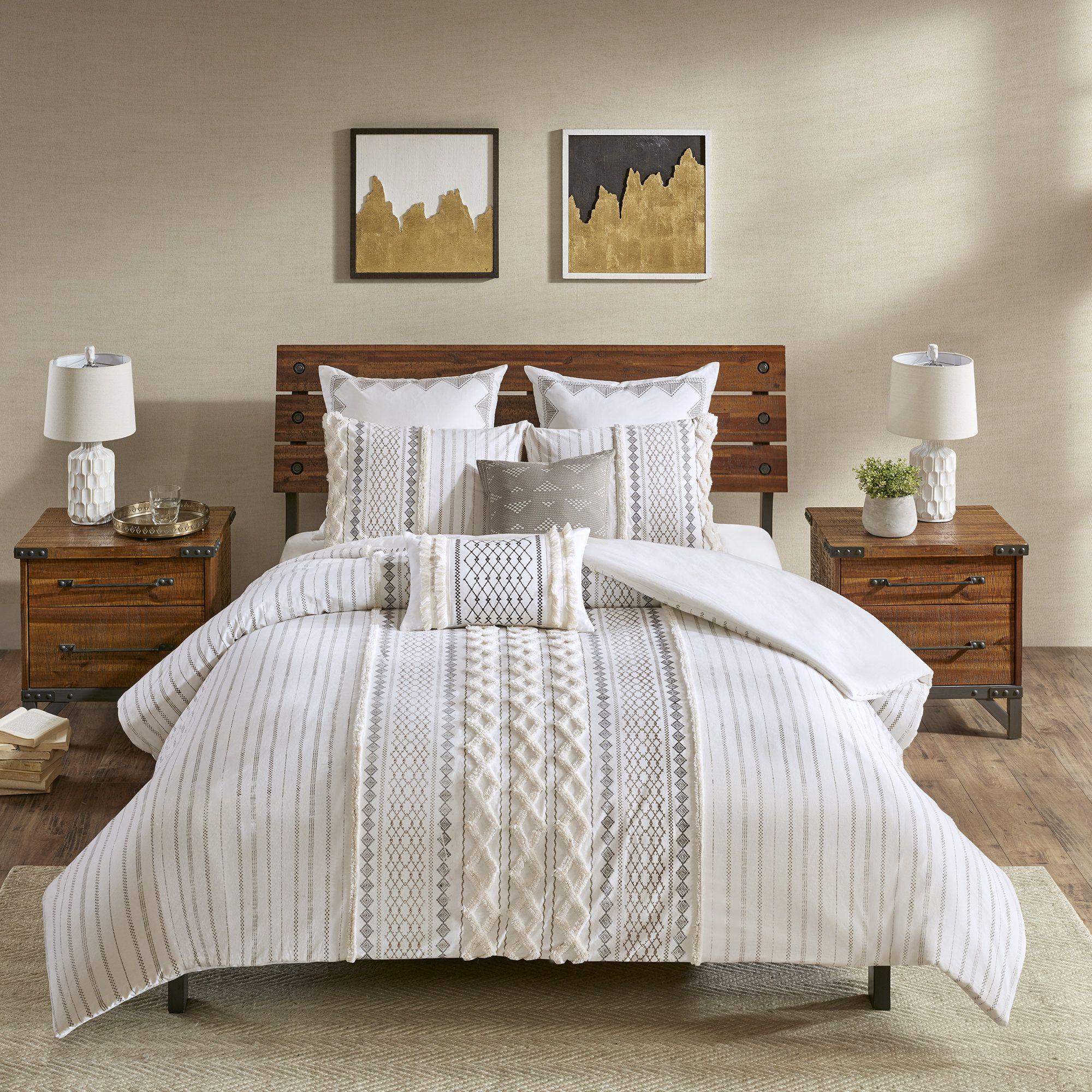 Jenkinsburg Comforter 100 Cotton 3 Piece Bedding Set Comforter