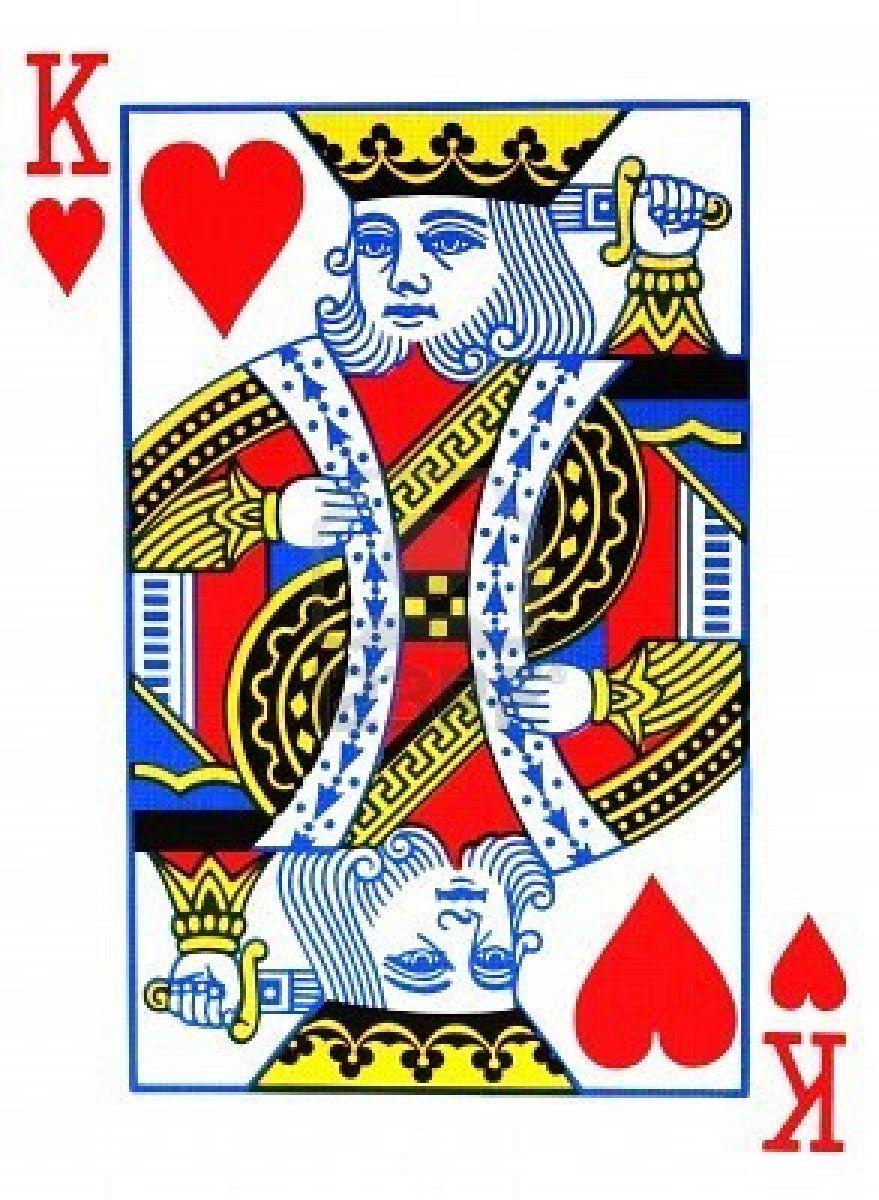 King of hearts playing card 4863851kingofhearts