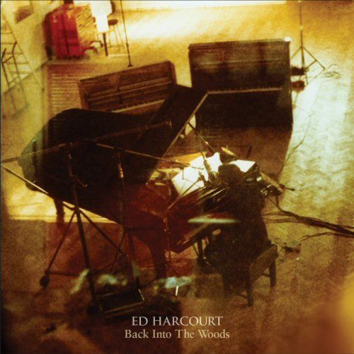 Ed Harcourt - Back Into The Woods, Blue
