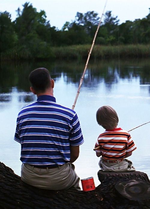 Forrest Gump & Forrest Gump Jr. #father