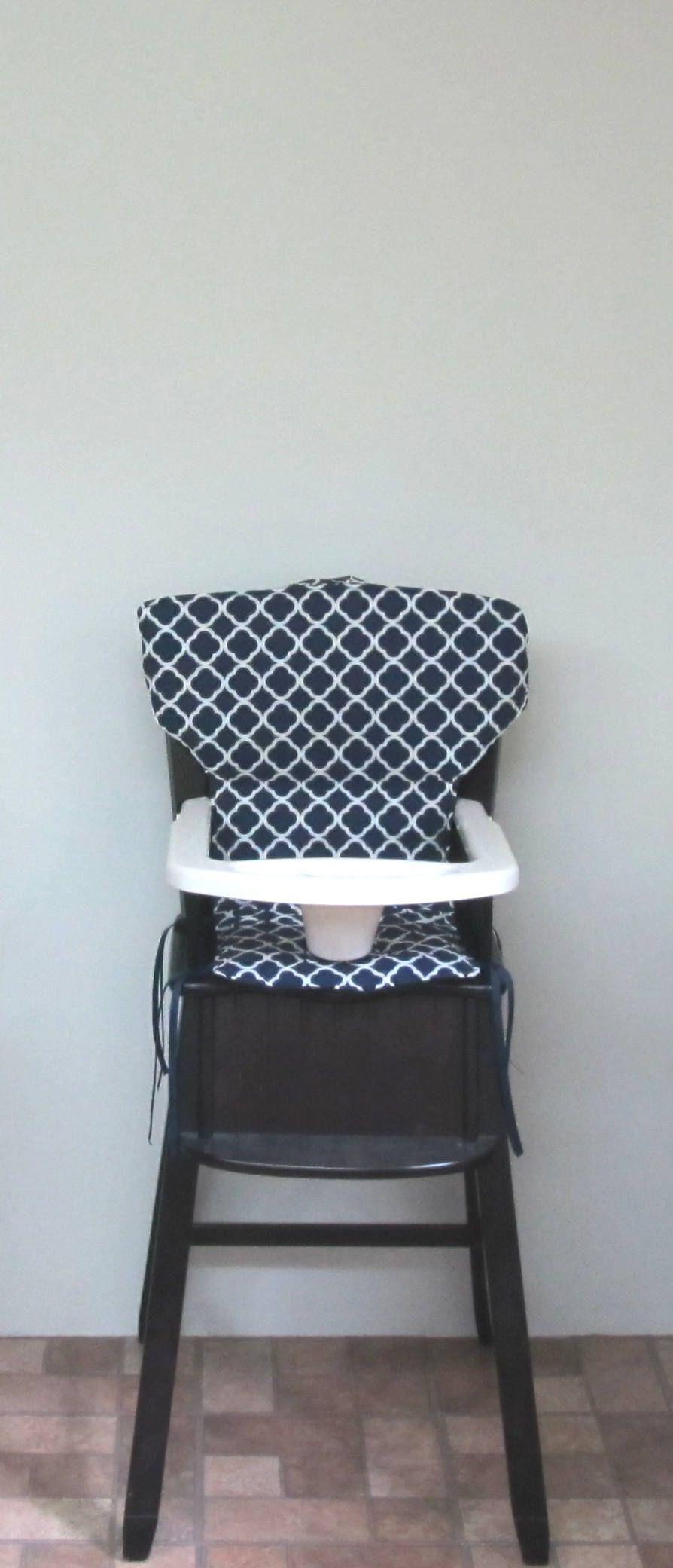 Safety First highchair cover, Eddie Bauer Newport