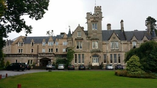 The Newton Hotel. Nairn, Scotland