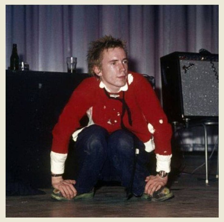 Johnny Rotten Quotes   Johnny Rotten, 1976