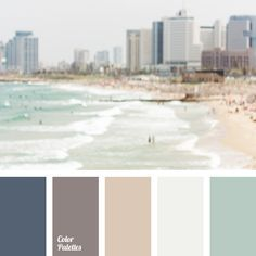 """dusty"" beige, ""dusty"" blue, ""dusty"" green, blue-color, brown color, color of city, color of sand, green color, light-grey color, lilac color, mint color, sandy color, sea water color."