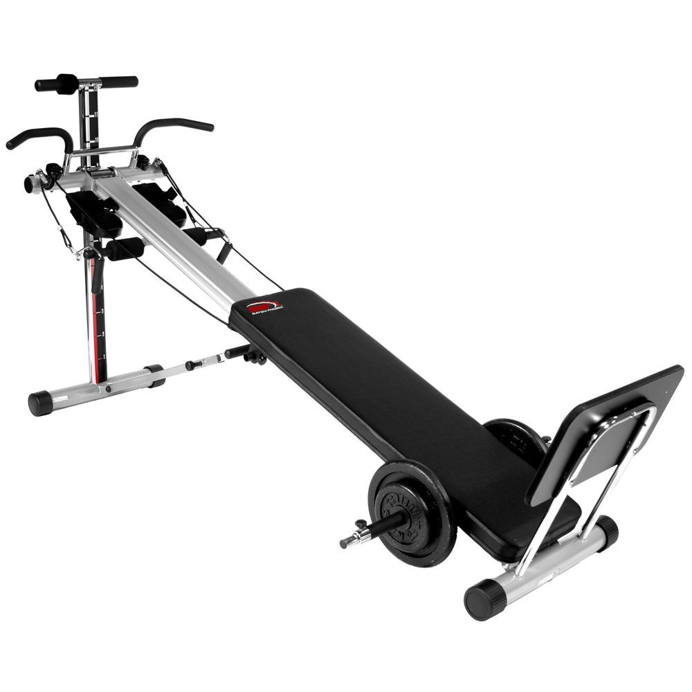 Bayou Fitness Total Trainer Power Pro Home Gym Gravity Training System Home Gym Gym Home Gym For Sale