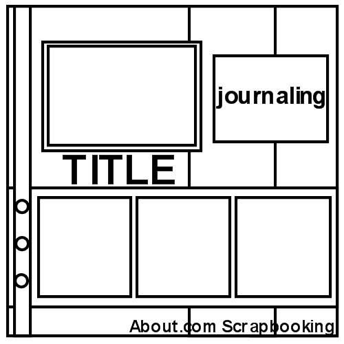 Scrapbooking Ideas for Quick Pages | Scrapbooking layouts, Scrapbook ...