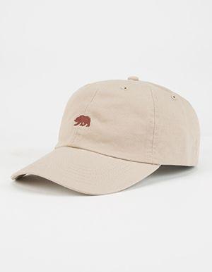 c29cd5ba28d ORIGINAL CHUCK CA Bear Mens Dad Hat Brown