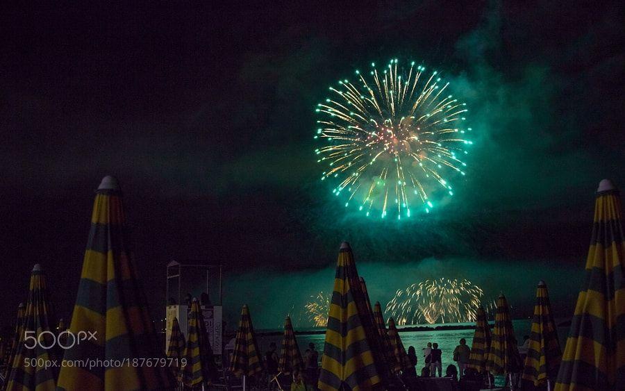 Fireworks Art by gianmarcomari