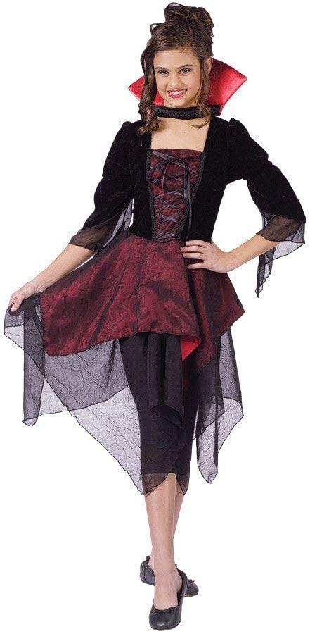 Dracula Lady Child 4-6 Dracula, Halloween ideas and Costumes - cute childrens halloween costume ideas
