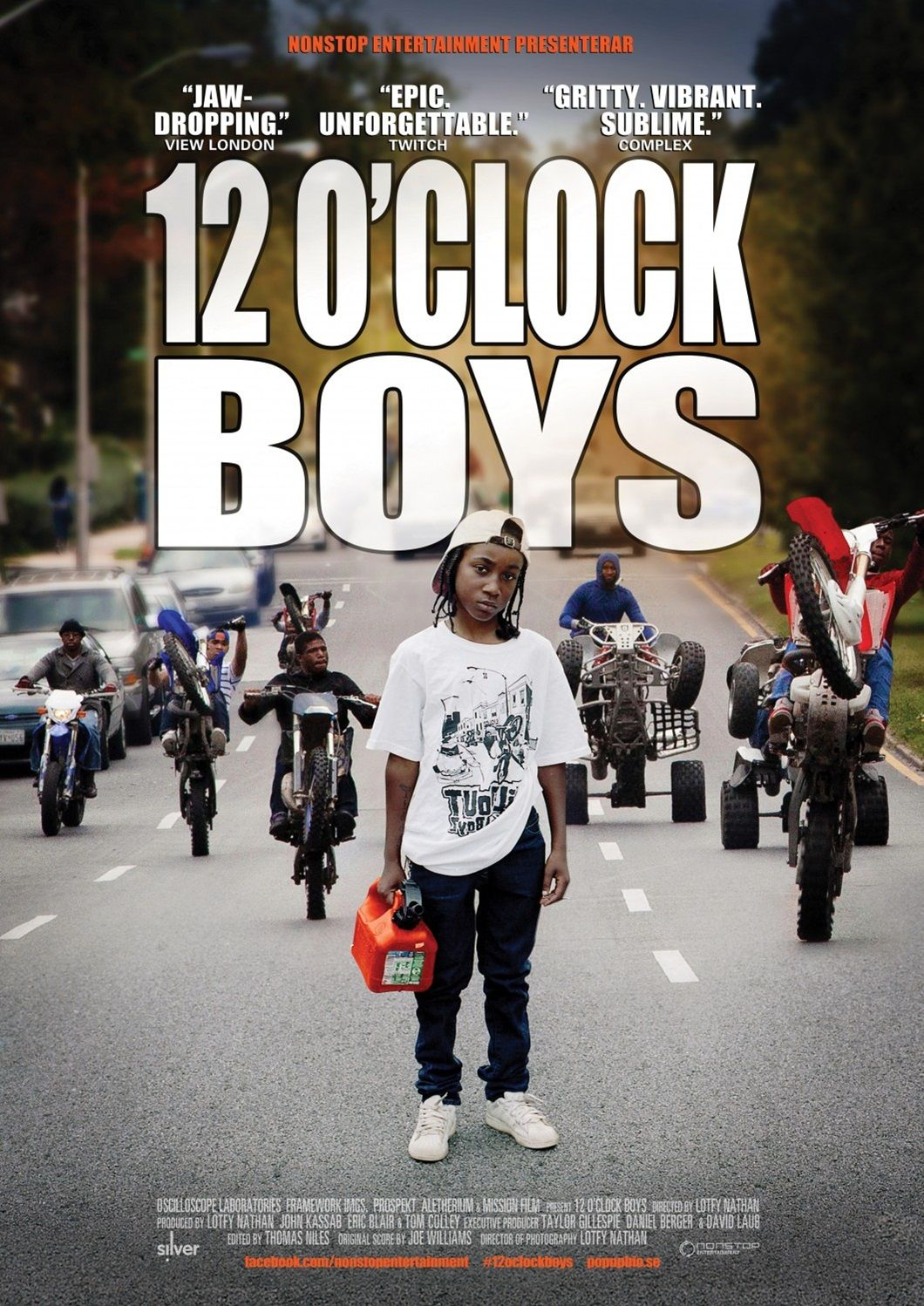 The 12 O Clock Boys 2013 Directed By Lotfy Nathan A Notorious