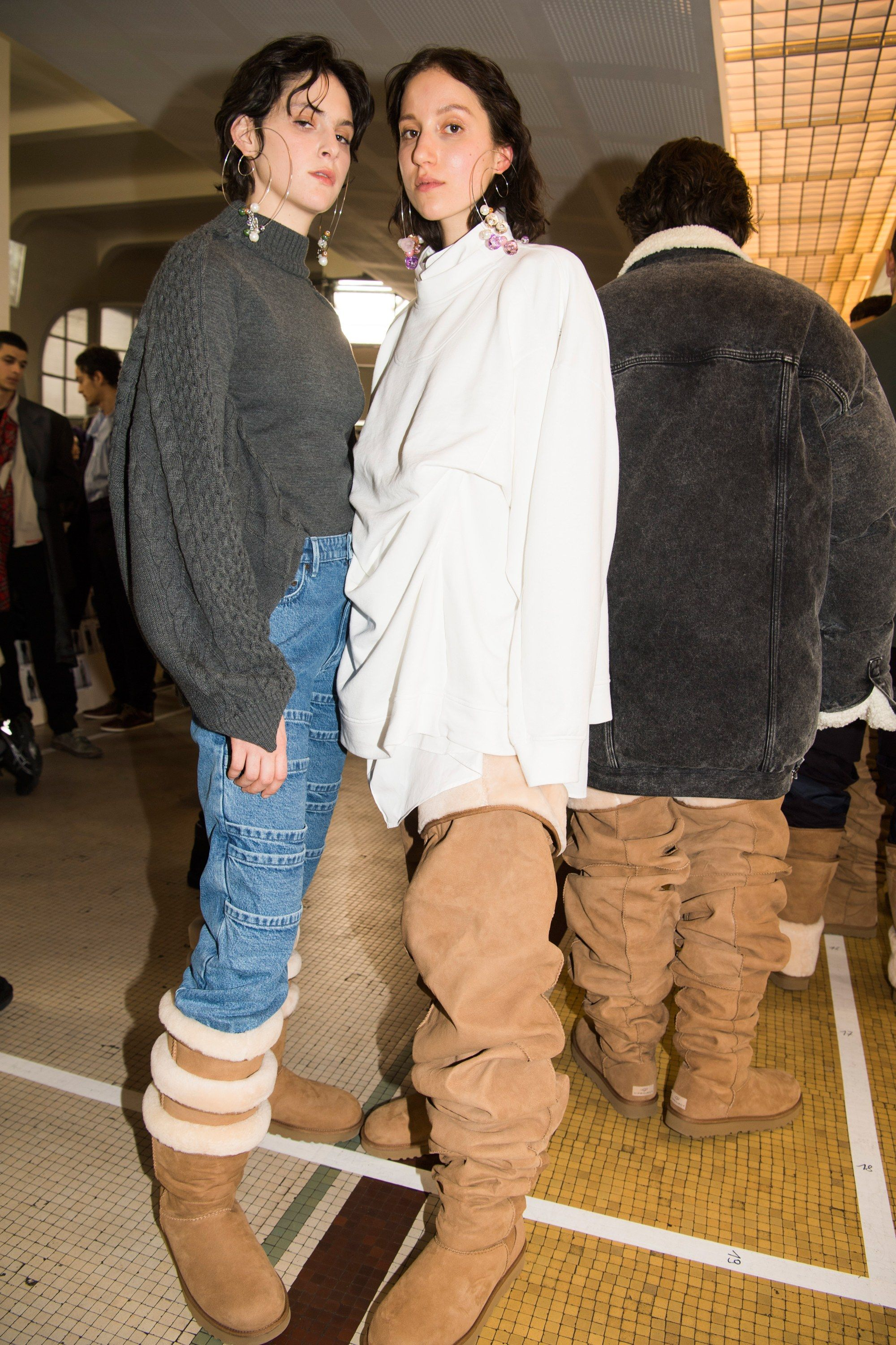 3f8a83afad A Thigh-High Ugg Just Debuted on the Y Project Runway