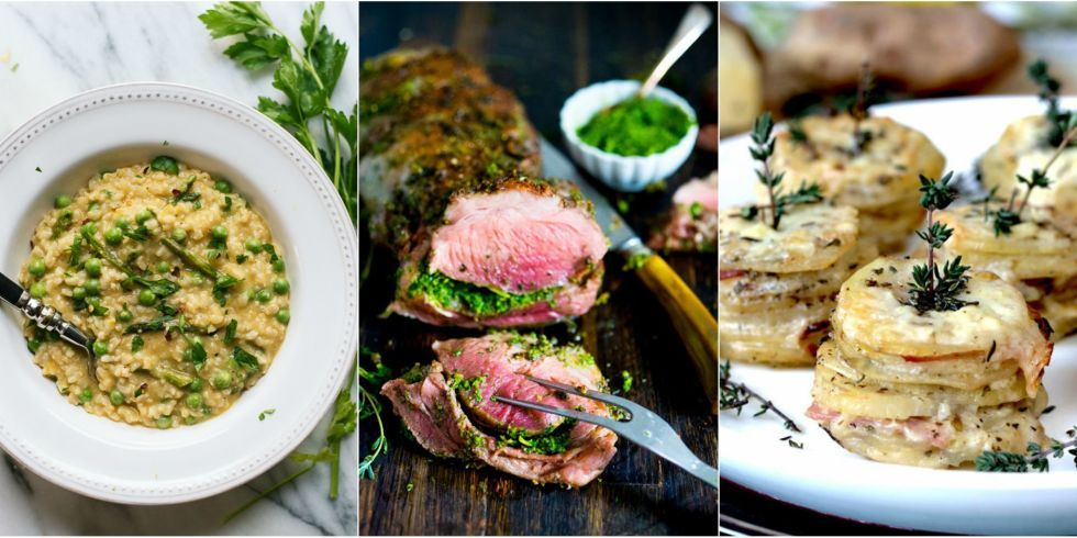 Images of Easter Dinner Meal Ideas - Get Your Fashion Style