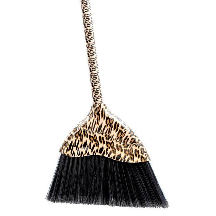 Broom Leopard Designer Brooms Grandway 28 00
