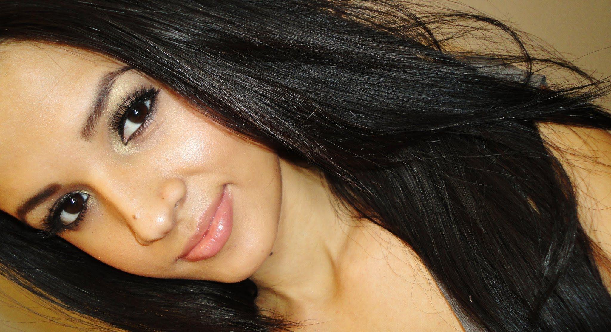 Glamorous Bronze Eyeshadow Bronze Eyeshadow Hair Makeup Eyeshadow