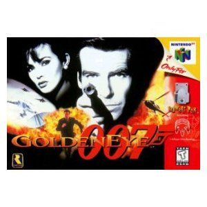 Goldeneye 007 N64 Facility 00 Agent Youtube