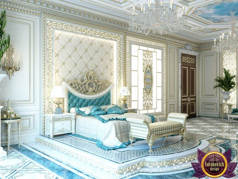 Palatial Bedroom Design Of Katrina Antonovich  Picture Gallery Unique Pinterest Interior Design Bedroom Inspiration Design