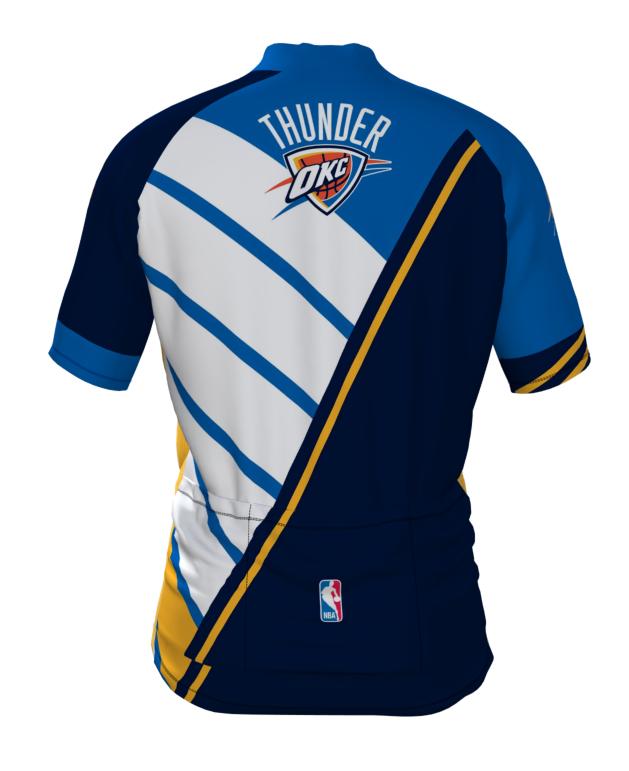 Oklahoma City Thunder Aero Cycling Jersey - see all the NBA choices at  http   32458b609