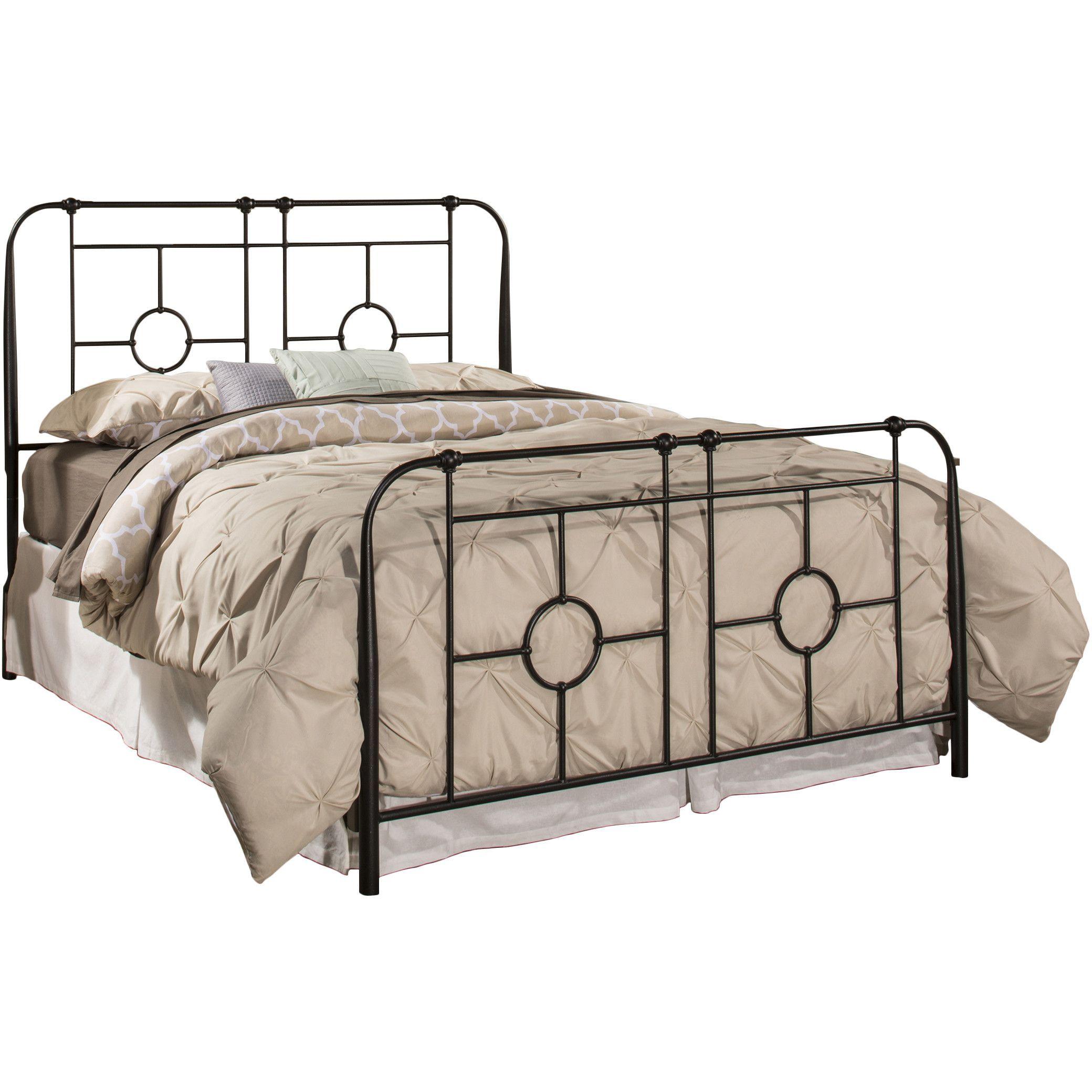 Best Laurel Foundry Modern Farmhouse Gwen Panel Bed 400 x 300
