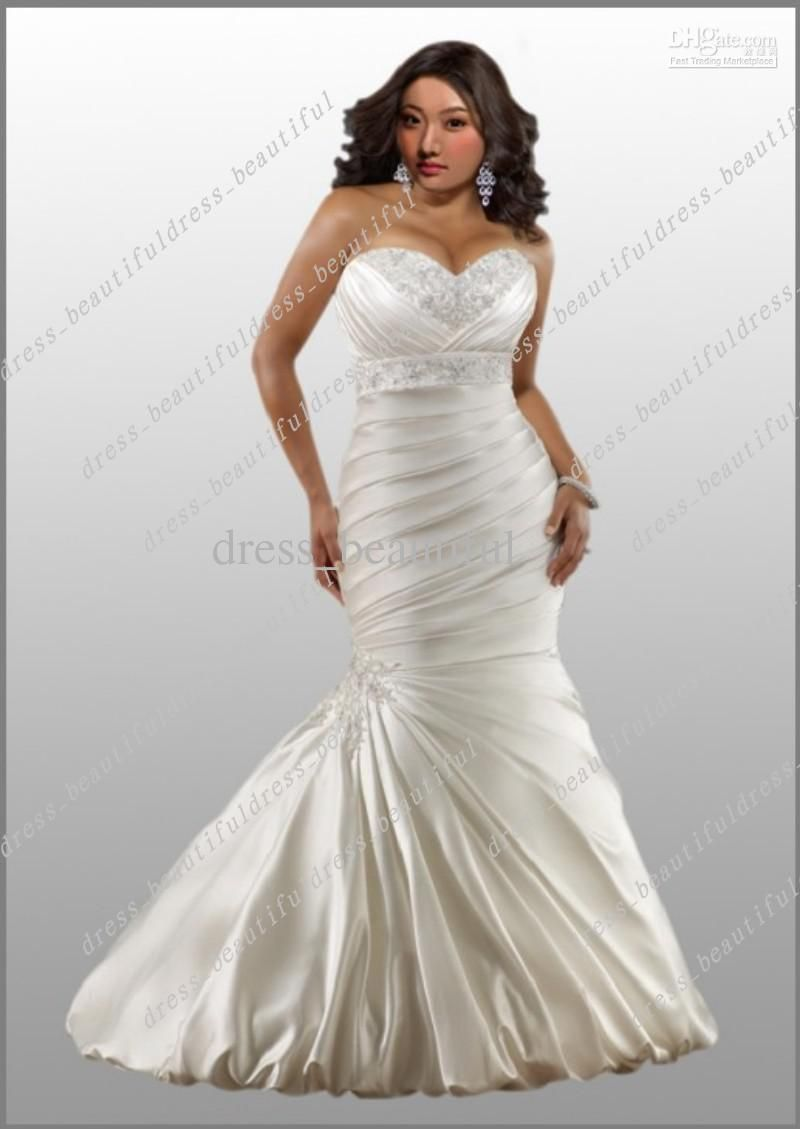 Cheap Plus Size Wedding Dresses Dress Discount Sexy Plus