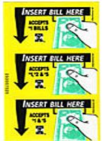 Printable Vending Machine Dollar Bill Acceptor Google Search