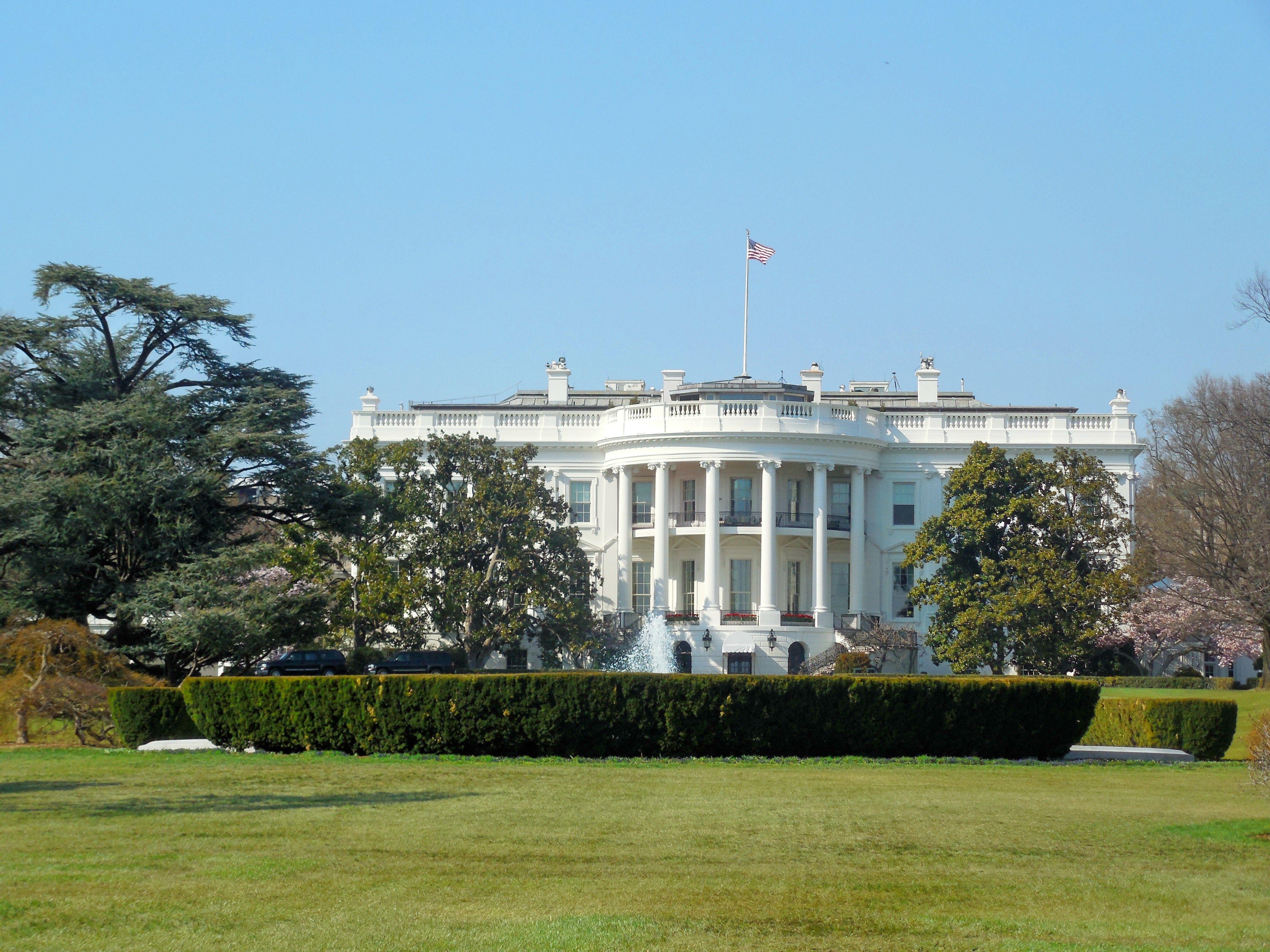 The White House Washington Dc House Renovation Plans White House House