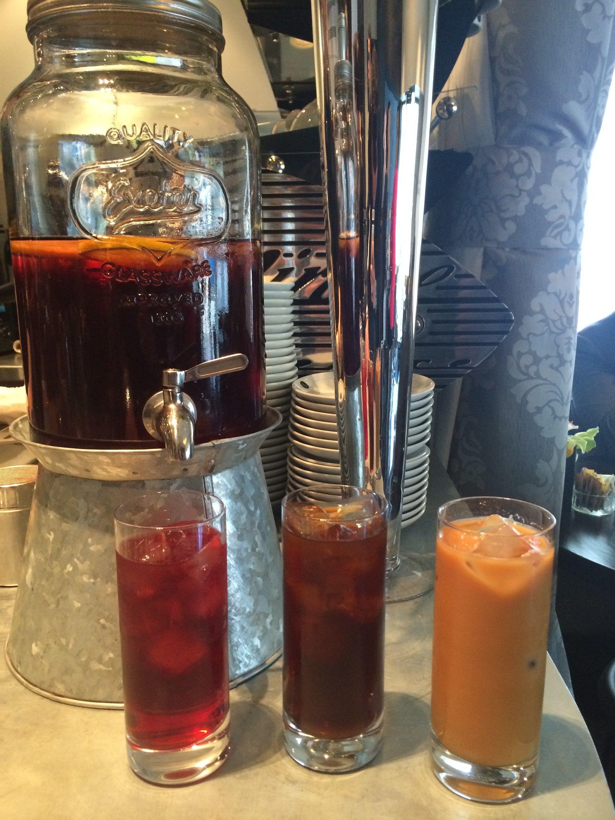 Drink Of The Week Summer Drinks at Bel Café Summer