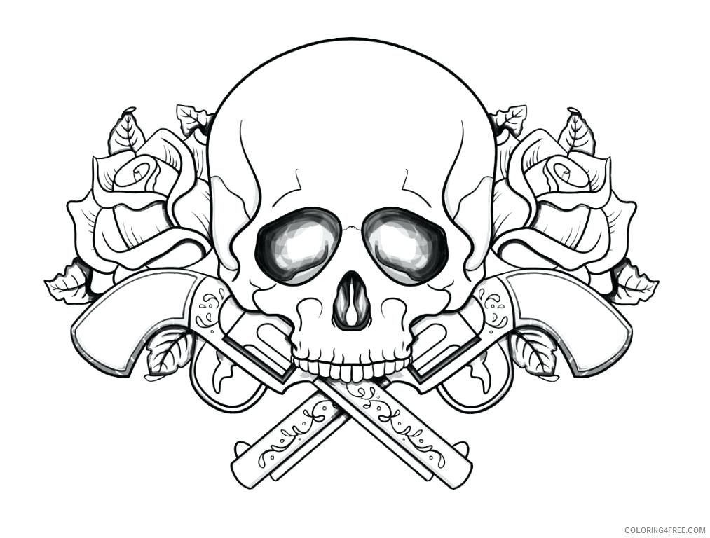 Printable Skull Coloring Pages Ideas Free Coloring Sheets Skull Coloring Pages Heart Coloring Pages Free Coloring Pages