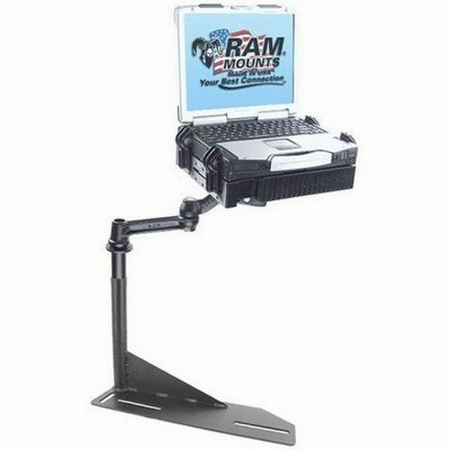 No-Drill Caprice TM Ford Crown Victoria Police Interceptor /& Lincoln Town Car Laptop Mount for the Chevrolet Camaro