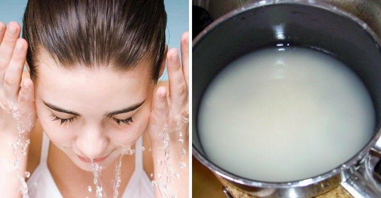 Aprenda Como Usar A Agua De Arroz Para Clarear A Pele Mascaras