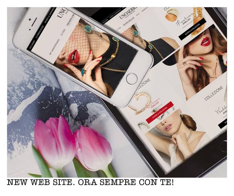 www.jamcommunication.it #unoaerre #new #website #artdirection #jamcommunication