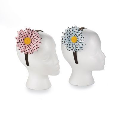 These cute headbands are so easy to make and you can buy the materials at  Michaels. Don t forget to use your coupon!! 3a53cd544c1
