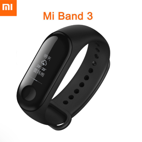 Original Xiaomi Miband 3 Rastreador De Ejercicios Deportivos Mi Band 3 Fitness Bracelet Smart Band